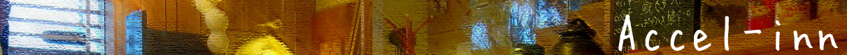 世田谷区経堂の癒し系ファッション/バー『Accel-inn アクセルイン』